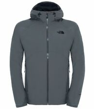 The North Face Herren Stratos Jacket Fusebox Grey Funktions Regenjacke Outdoor