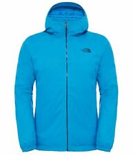 The North Face Herren Quest Insulated Jacket Blue Aster Heather Winterjacke