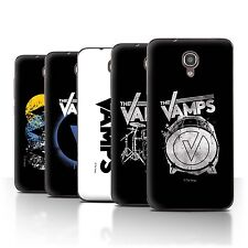 Offiziell The Vamps Hülle/Case für Alcatel Idol 2S /The Vamps Graffiti Band Logo