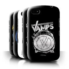 Official The Vamps Case/Cover for Blackberry 9720 /The Vamps Graffiti Band Logo