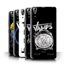Official The Vamps Case/Cover for Lenovo A6000 /The Vamps Graffiti Band Logo
