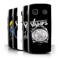 Official The Vamps Case/Cover for Nokia 500 /The Vamps Graffiti Band Logo