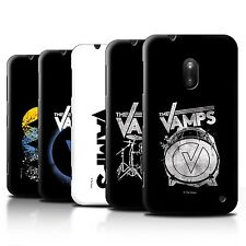 Official The Vamps Case/Cover for Nokia Lumia 620 /The Vamps Graffiti Band Logo