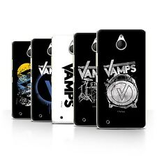The Vamps Case/Cover for Microsoft Lumia 850 /The Vamps Graffiti Band Logo