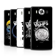 The Vamps Case/Cover for Microsoft Lumia 950 /The Vamps Graffiti Band Logo