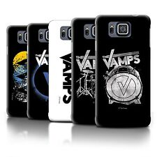 The Vamps Case/Cover for Samsung Galaxy Alpha /The Vamps Graffiti Band Logo