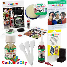 Snazaroo Special Effects FX Moulding Wax Prosthetics Blood Halloween Kit