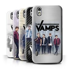 Official The Vamps Case/Cover for LG Optimus Black P970 /The Vamps Photoshoot
