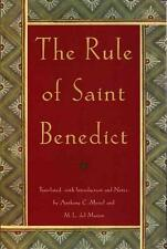The Rule of Saint Benedict by Benedict Paperback Book (English)
