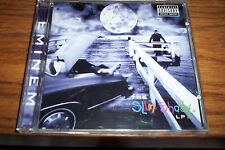 Eminem - The Slim Shady LP (CD 1999) RAP, HIP HOP, Marshall Mathers
