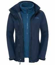 The North Face Doppeljacke Evolution II Triclimate Jacket Women, Urban Navy