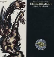 "Depeche Mode Shake The Disease - Marble... GER 12""  record (Maxi)"