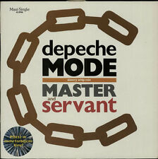 "Depeche Mode Master And Servant - Marbl... GER 12""  record (Maxi)"
