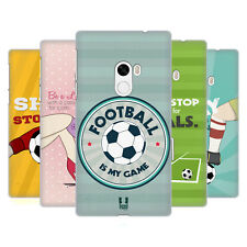 HEAD CASE DESIGNS MOTTI DA STADIO COVER RETRO RIGIDA PER XIAOMI TELEFONI