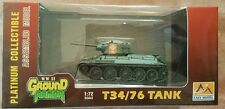 Easy Model WWII Ground Armour T34/76 Tank German Army 1943 36268