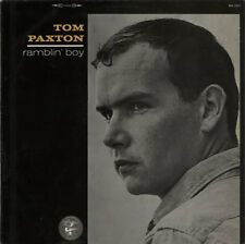 Tom Paxton Ramblin' Boy UK vinyl LP album record EKS-7277 ELEKTRA 1965