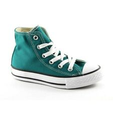 SCARPE JUNIOR CONVERSE ALL STAR HI VERDE BOTT. ALTE 351172C
