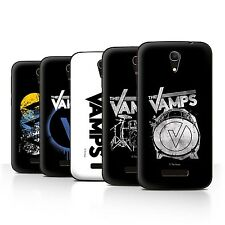Offiziell The Vamps Hülle/Case für Alcatel Pop S7 /The Vamps Graffiti Band Logo