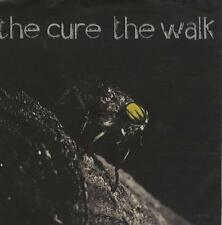 "The Walk - Poster Sleeve Cure UK 7"" vinyl single record FICS18 FICTION 1983"