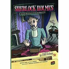 #12 Sherlock Holmes and the Adventure of the Cardboard Box (On the Case with Hol