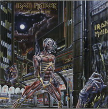 Somewhere In Time - 180grm Iron Maiden vinyl LP album record UK 2564624854