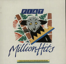 Various Artists Fiat Million Hits UK vinyl LP album record SMM129 STILETTO