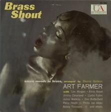 Art Farmer Brass Shout USA vinyl LP album record UAL4047 UNITED ARTISTS 1959