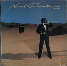Noel Pointer Calling USA vinyl LP album record LT-1050 UNITED ARTISTS 1980