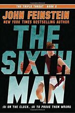 The Sixth Man (The Triple Threat, 2) NEU Taschen Buch  John Feinstein