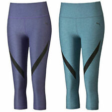 Puma WT PWRShape Knee Capri 3/4 Power Cell Womens Fitness Tight 513097 R10A R10B