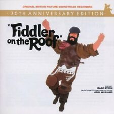 Fiddler On The Roof Audio CD