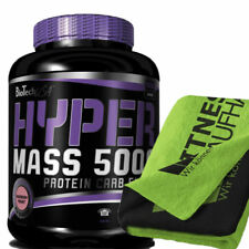 Biotech USA Hyper Mass 5000 - 5000g Bio Tech Weight Gainer + Handtuch