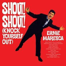 Shout Shout (Knock Yourself Out) Ernie Maresca Audio CD