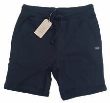 MENS JACK AND JONES JOGGER SWEAT SHORTS STYLE BOOST - NAVY BLUE
