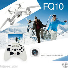 FQ10 WiFi Drone 720P CAMERA RTF 6-Achse GYRO 2.4G RC Ferngesteuerter HELICOPTER