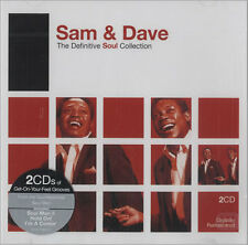 Sam And Dave The Definitive Soul Collection 2 CD album (Double CD) French