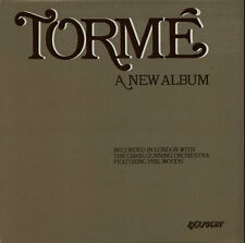 Mel Tormé A New Album vinyl LP album record UK RHAP3 RHAPSODY 1980