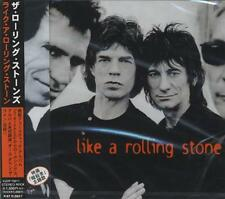 """Rolling Stones Like A Rolling Stone CD single (CD5 / 5"""") Japanese VJCP-15011"""