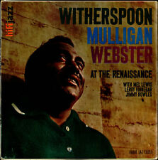 Jimmy Witherspoon At The Renaissance UK vinyl LP album record LAE12253