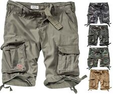 Surplus Vintage RAW Army Airborne Shorts kurze Hose Cargo Short Baggy Bermuda