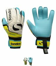 DI MODA Sondico Elite Protect Junior Goalkeeper Guanti White/Yellow