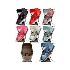 Quinny Zapp Xtra seat cover, Seat unit Canopy