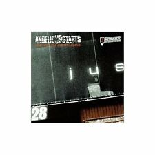 Live From The Justice League Angelic Upstarts Audio CD
