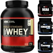 Optimum Nutrition ON 100% Gold Standard whey protein 2.3kg + GRATIS Creatina