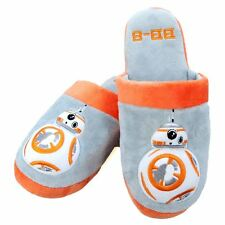 Official Star Wars BB-8 Adult Mule Slip On Slippers