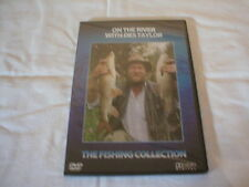 NEW DVD ON THE RIVER WITH DES TAYLOR, THE FISHING COLLECTION.
