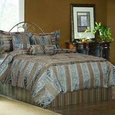Tache Home Fashion Winter Frost 6 Piece Comforter Set