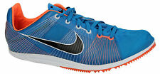 Nike Zoom Matumbo Removable Spikes Blue Lace Up Running Shoes 331037-401 U69