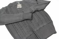 Callaway Golf Lined Black Cable Wind Stopper Water Resistant Cardigan S,M,L  New