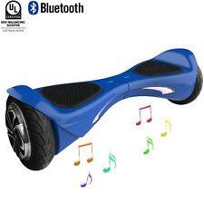 """UL2272 Certified 8"""" Bluetooth Smart Electric Self Balancing Scooter Hoverboard"""